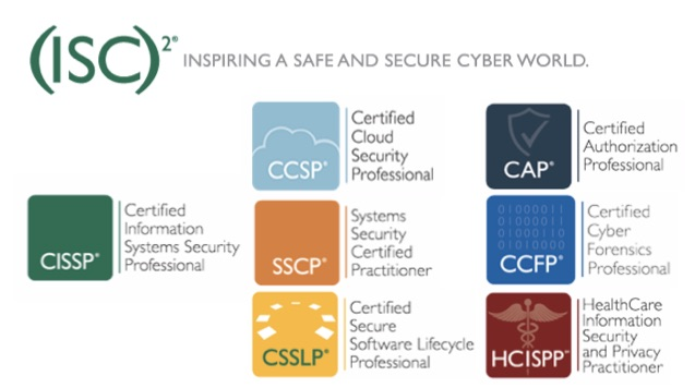 1623af8fe13 Best known for the acclaimed Certified Information Systems Security  Professional (CISSP) certification