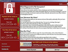 WannaCry: What we know so far…