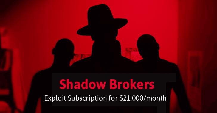Shadow Brokers announce exploit subscription service deets!